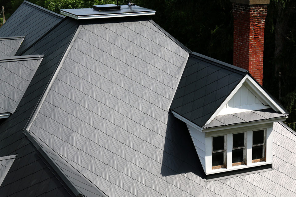 Diamond Steel Shingles and roofing systems
